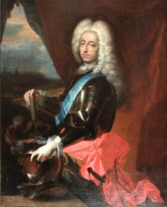 Re Federico IV Danimarca e Norvegia